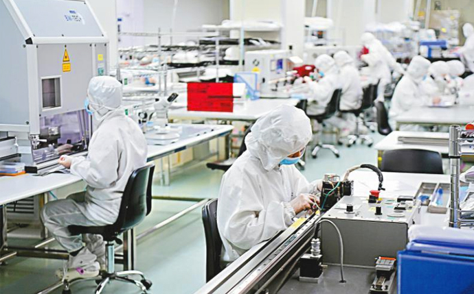 Huge market potential of medical rubber gloves in China