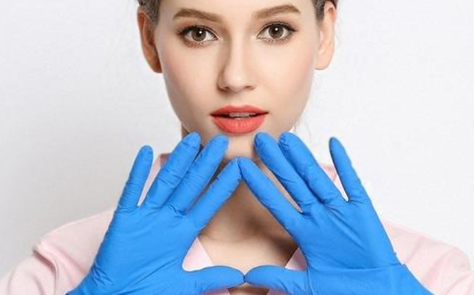 Why didnt surgical gloves be used earlier?